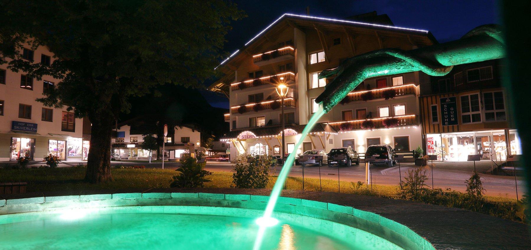 Thb Hotel Stern In Ehrwald